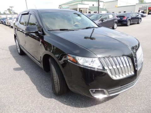 Tuxedo Black Metallic 2010 Lincoln MKT AWD