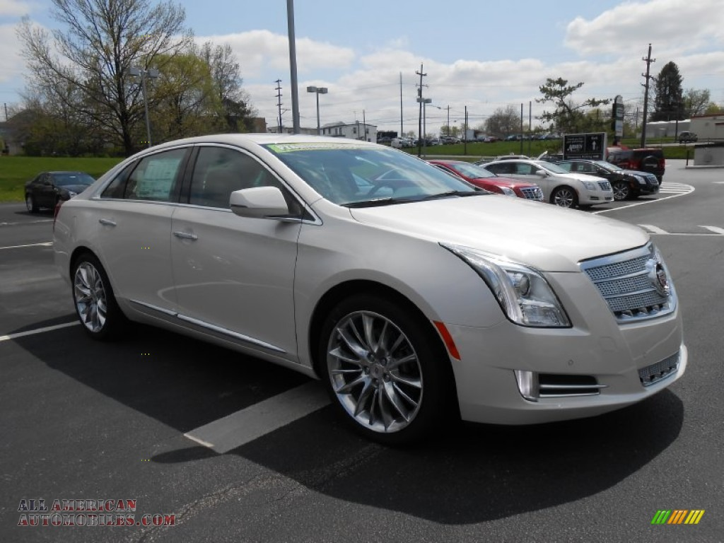 2013 cadillac xts platinum awd in white diamond tricoat photo 3 209113 all american. Black Bedroom Furniture Sets. Home Design Ideas