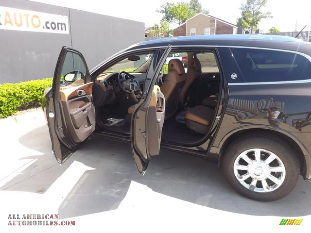 five gets for sale buick rear news rating star in nhtsa enclave from side view safety