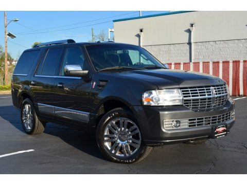 Alloy Metallic 2007 Lincoln Navigator Ultimate 4x4