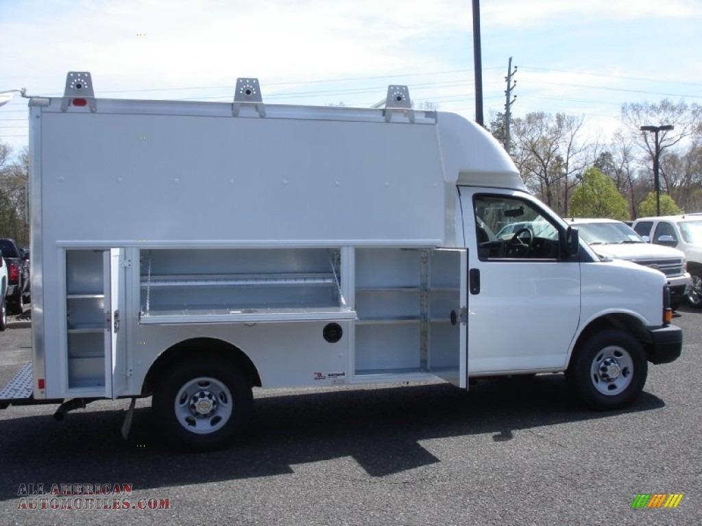 2013 Chevrolet Express Cutaway 3500 Utility Van in Summit ...