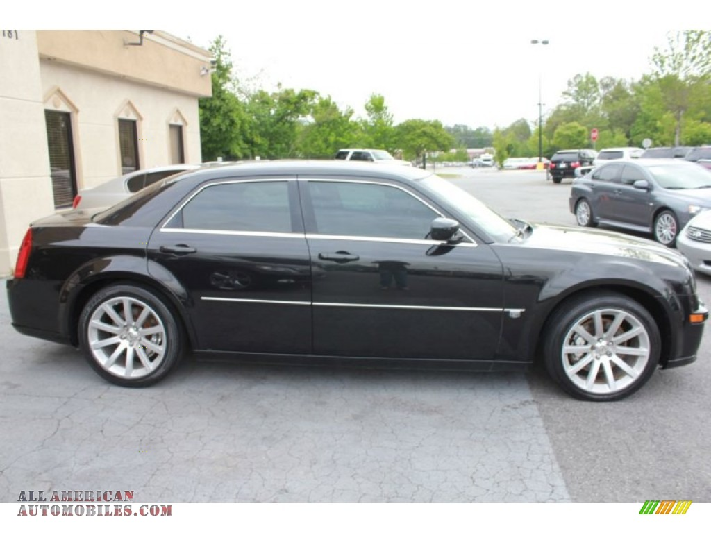 2006 chrysler 300 c srt8 in brilliant black crystal pearl photo 6 330432 all american. Black Bedroom Furniture Sets. Home Design Ideas