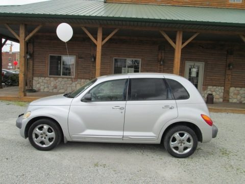 Bright Silver Metallic 2001 Chrysler PT Cruiser Limited