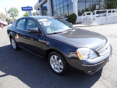 Alloy Metallic 2007 Ford Five Hundred SEL AWD