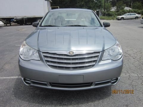 Clearwater Blue Pearl 2008 Chrysler Sebring LX Sedan