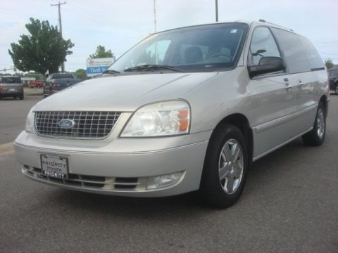 Smokestone Metallic 2006 Ford Freestar Limited