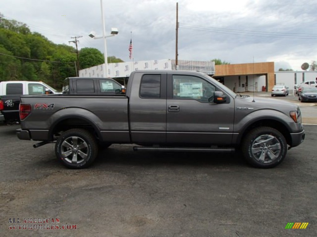 ford f150 fx4 supercab 4x4 in sterling gray metallic photo 5 2013 ford. Cars Review. Best American Auto & Cars Review