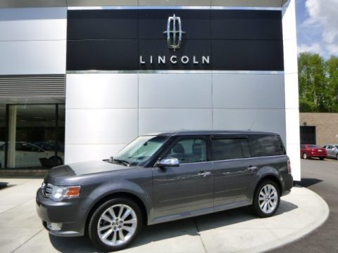 Sterling Grey Metallic 2010 Ford Flex Limited AWD