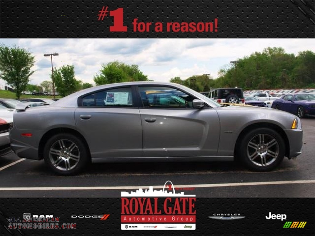 Royal Gate Dodge >> 2013 Dodge Charger R/T in Billet Silver photo #3 - 686601 | All American Automobiles - Buy ...