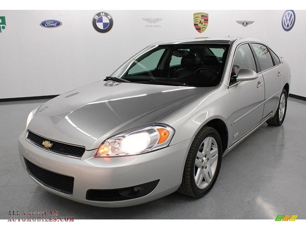 2006 chevrolet impala ss in silverstone metallic 395399 all american automobiles buy. Black Bedroom Furniture Sets. Home Design Ideas