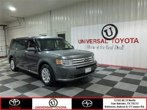 Sterling Grey Metallic 2010 Ford Flex SE