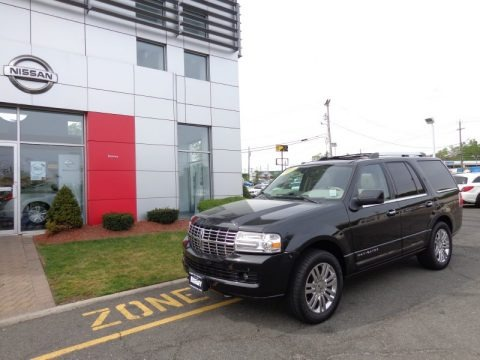 Tuxedo Black Metallic 2010 Lincoln Navigator Limited Edition 4x4