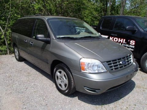 Dark Shadow Grey Metallic 2004 Ford Freestar SE