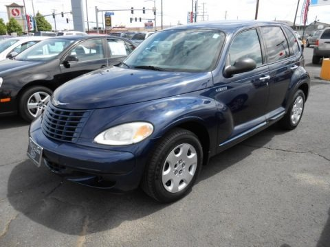 Midnight Blue Pearl 2005 Chrysler PT Cruiser Touring
