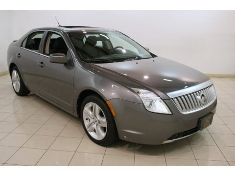 Sterling Gray Metallic 2010 Mercury Milan I4