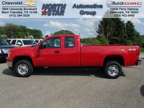 Gmc Sierra 2500hd Extended Cab 4x4 For Sale All American