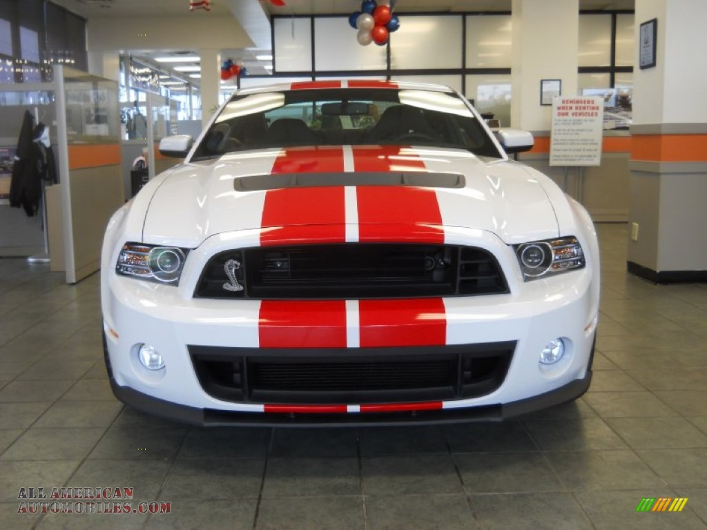 2014 ford mustang shelby gt500 svt performance package coupe in oxford white 234785 all. Black Bedroom Furniture Sets. Home Design Ideas