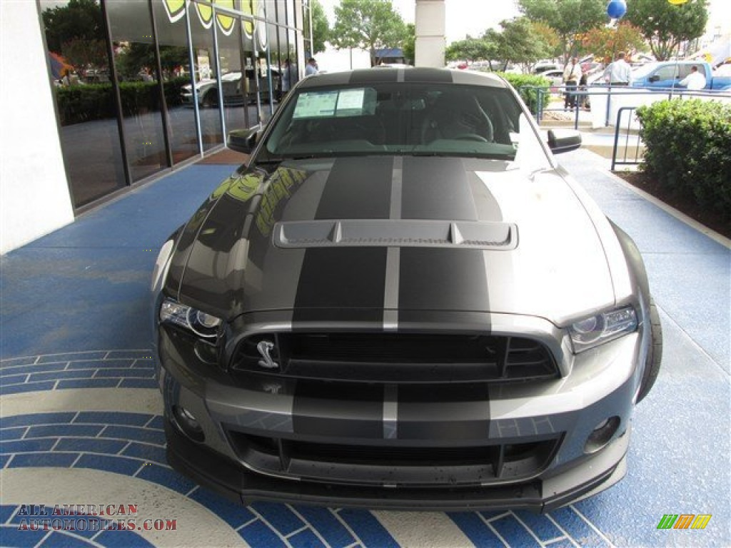 2014 ford mustang shelby gt500 svt performance package coupe in sterling gray 235462 all. Black Bedroom Furniture Sets. Home Design Ideas