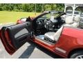 Ford Mustang V6 Premium Convertible Ruby Red photo #10