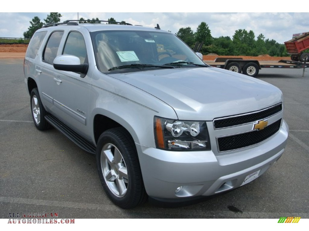2013 chevrolet tahoe lt 4x4 in silver ice metallic 348000 all american automobiles buy. Black Bedroom Furniture Sets. Home Design Ideas