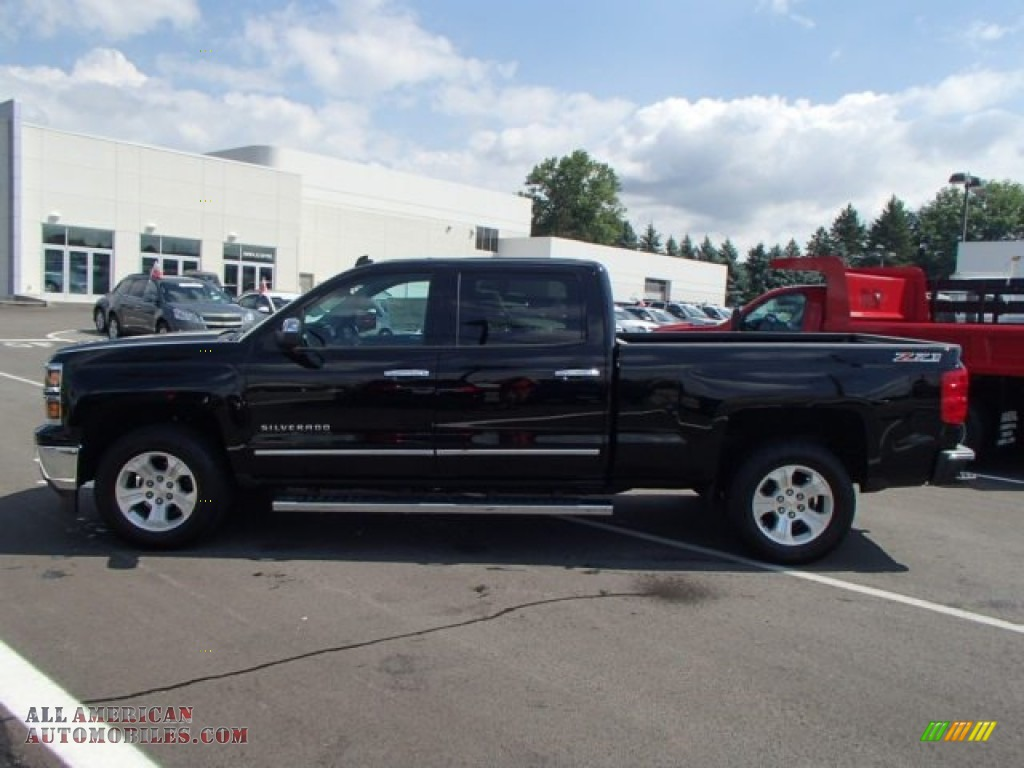 2014 chevrolet silverado 1500 ltz z71 crew cab 4x4 in. Black Bedroom Furniture Sets. Home Design Ideas
