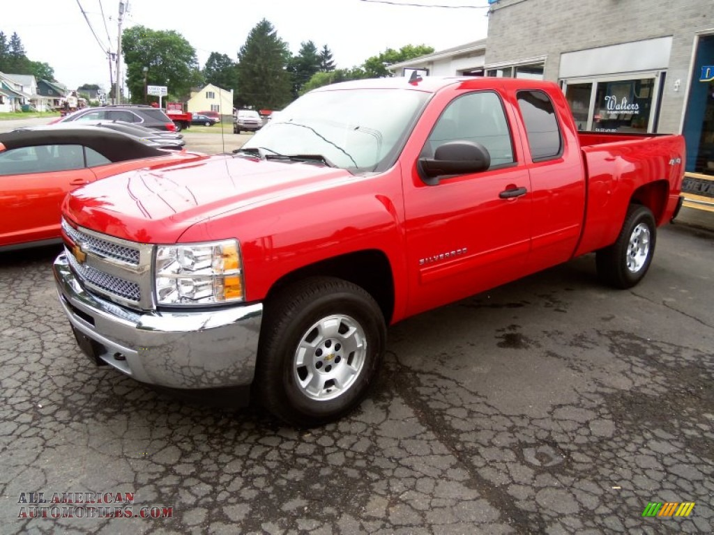 "photo of 07 chevy extended cab в""– 104464"