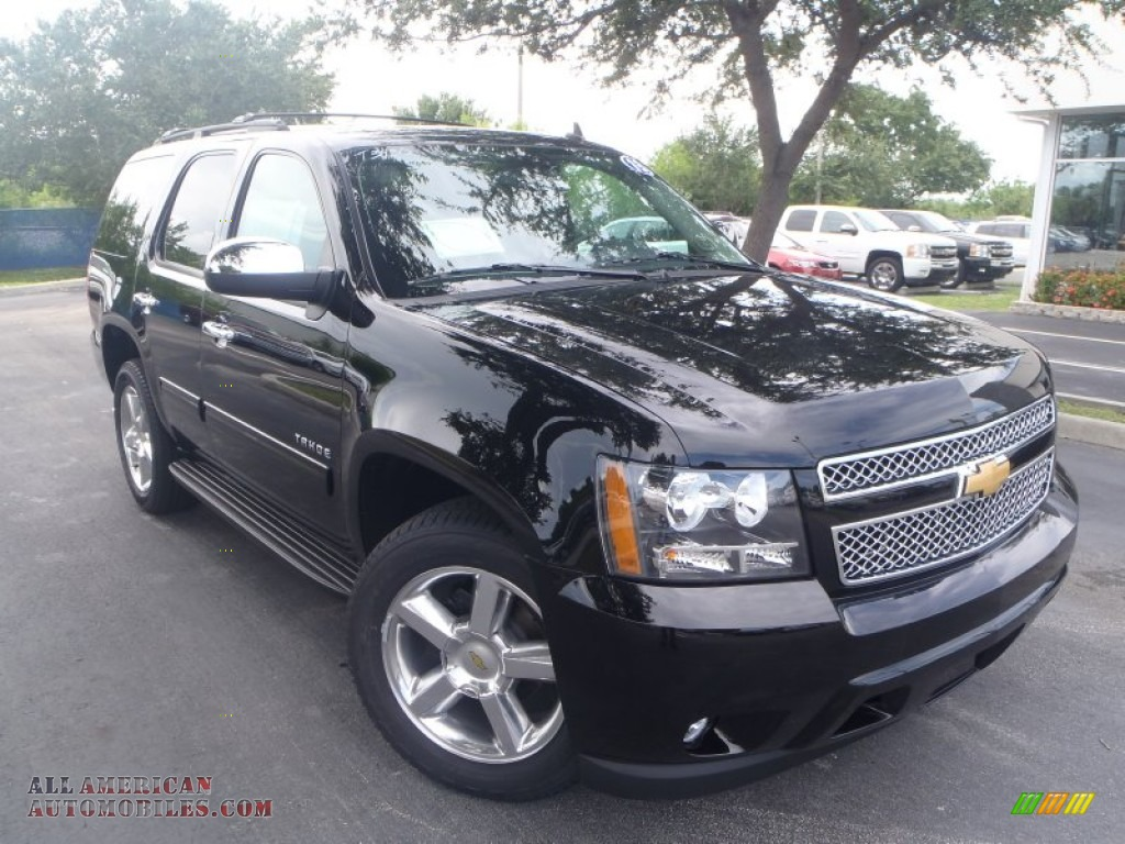 2013 chevrolet tahoe lt in black 361132 all american automobiles buy american cars for. Black Bedroom Furniture Sets. Home Design Ideas