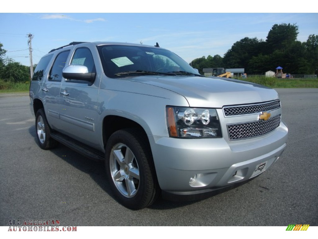 2013 chevrolet tahoe lt 4x4 in silver ice metallic 372099 all american automobiles buy. Black Bedroom Furniture Sets. Home Design Ideas
