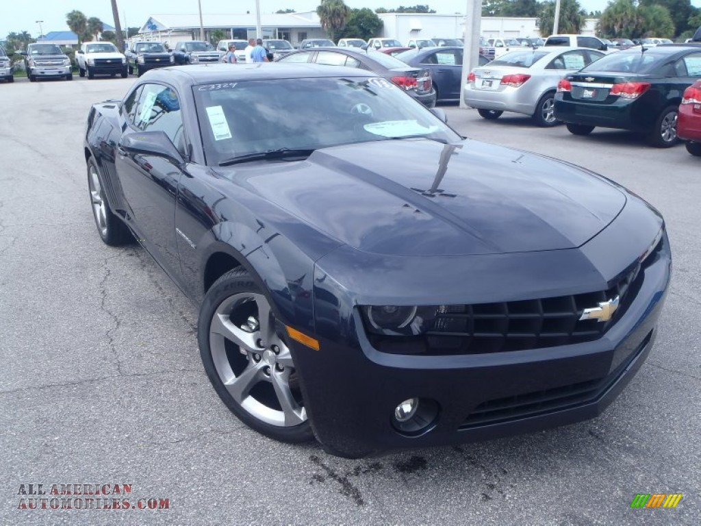 2013 chevrolet camaro lt coupe in blue ray metallic. Black Bedroom Furniture Sets. Home Design Ideas
