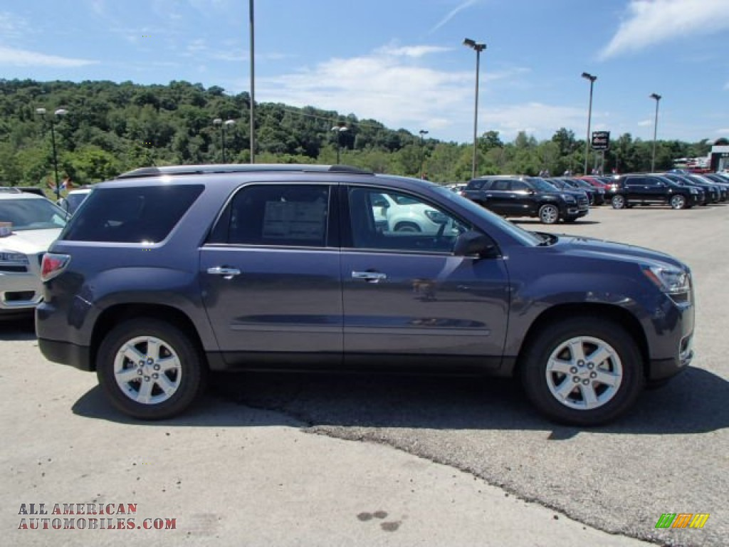 2013 Gmc Acadia For Sale >> 2014 GMC Acadia SLE AWD in Atlantis Blue Metallic photo #5 - 124902 | All American Automobiles ...