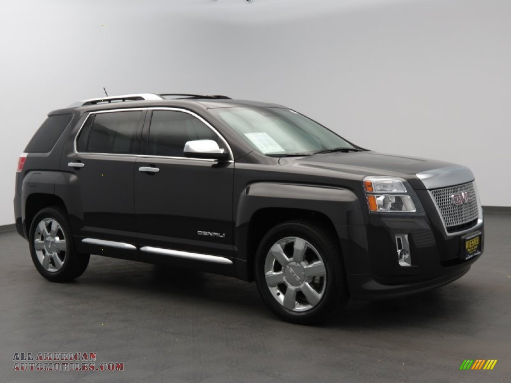 2013 gmc terrain denali in onyx black photo 18 192402 all american automobiles buy. Black Bedroom Furniture Sets. Home Design Ideas