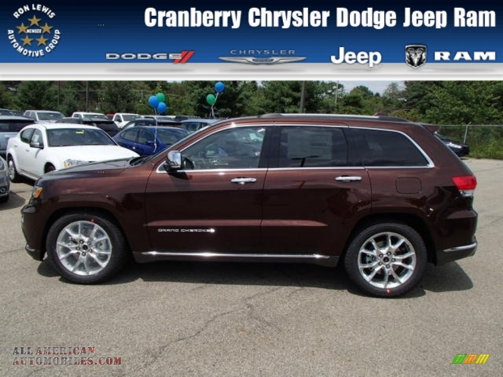 Pine Belt Cadillac >> 2014 Jeep Grand Cherokee Summit 4x4 in Deep Auburn Pearl photo #12 - 230784 | All American ...