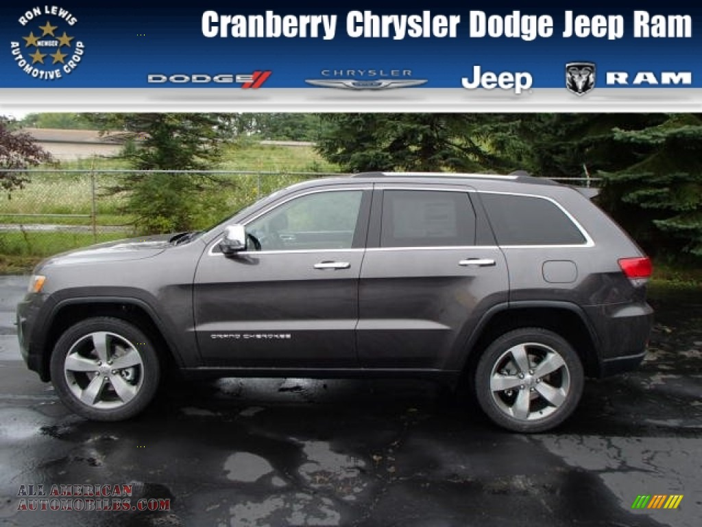 Ron Lewis Dodge >> 2014 Jeep Grand Cherokee Limited 4x4 in Granite Crystal Metallic photo #4 - 247109 | All ...