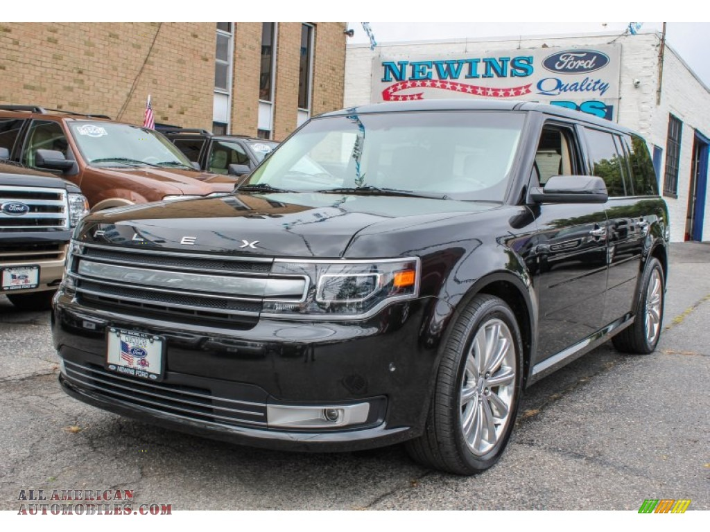 2013 ford flex limited ecoboost awd in tuxedo black metallic d09798 all american automobiles. Black Bedroom Furniture Sets. Home Design Ideas