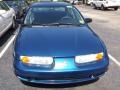 Saturn S Series SL2 Sedan Blue photo #2
