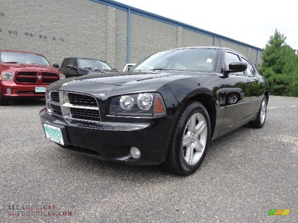 2009 dodge charger r t in brilliant black crystal pearl. Black Bedroom Furniture Sets. Home Design Ideas