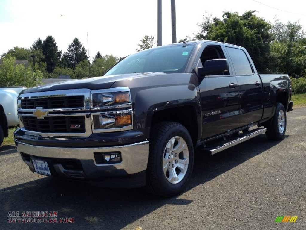 2014 chevrolet silverado 1500 lt z71 crew cab 4x4 in. Black Bedroom Furniture Sets. Home Design Ideas