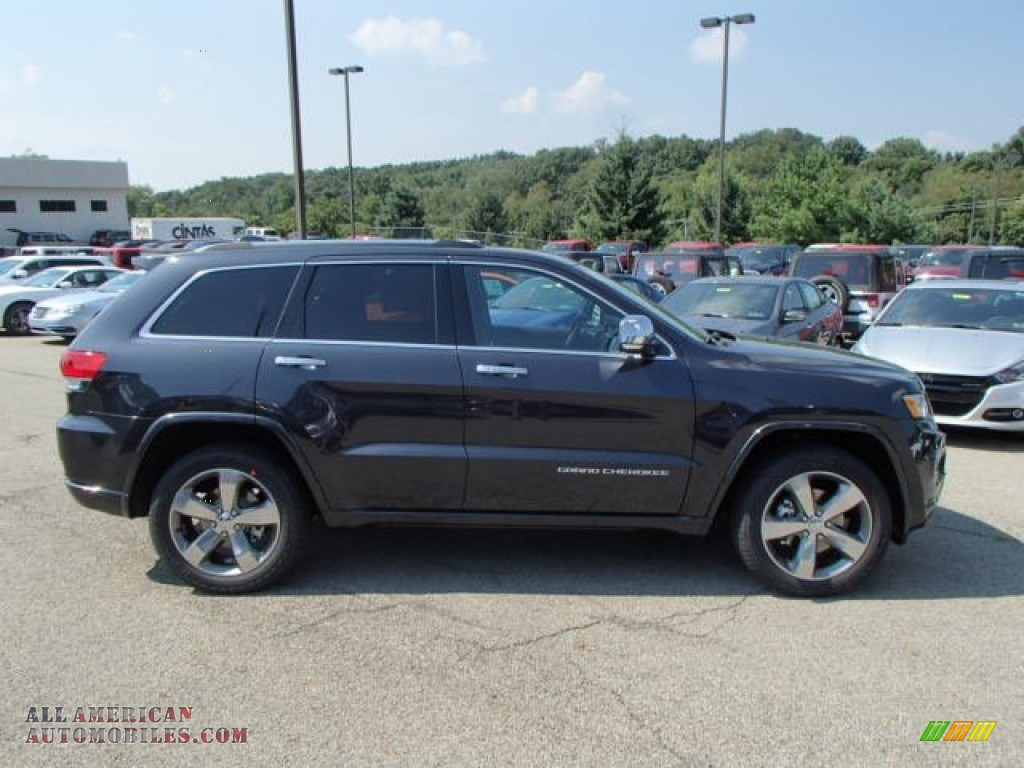 Pics Photos - 2014 Jeep Grand Cherokee Maximum Steel Metallic
