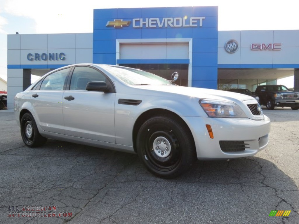 2013 chevrolet caprice ppv in silver ice metallic 826273 all american automobiles buy. Black Bedroom Furniture Sets. Home Design Ideas
