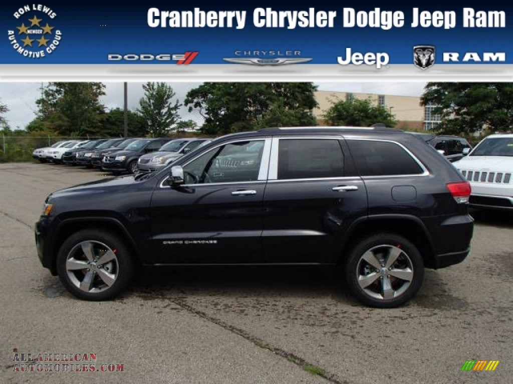 Ron Lewis Chrysler Dodge Jeep Ram Waynesburg >> 2014 Jeep Grand Cherokee Limited 4x4 in Maximum Steel Metallic - 254305 | All American ...
