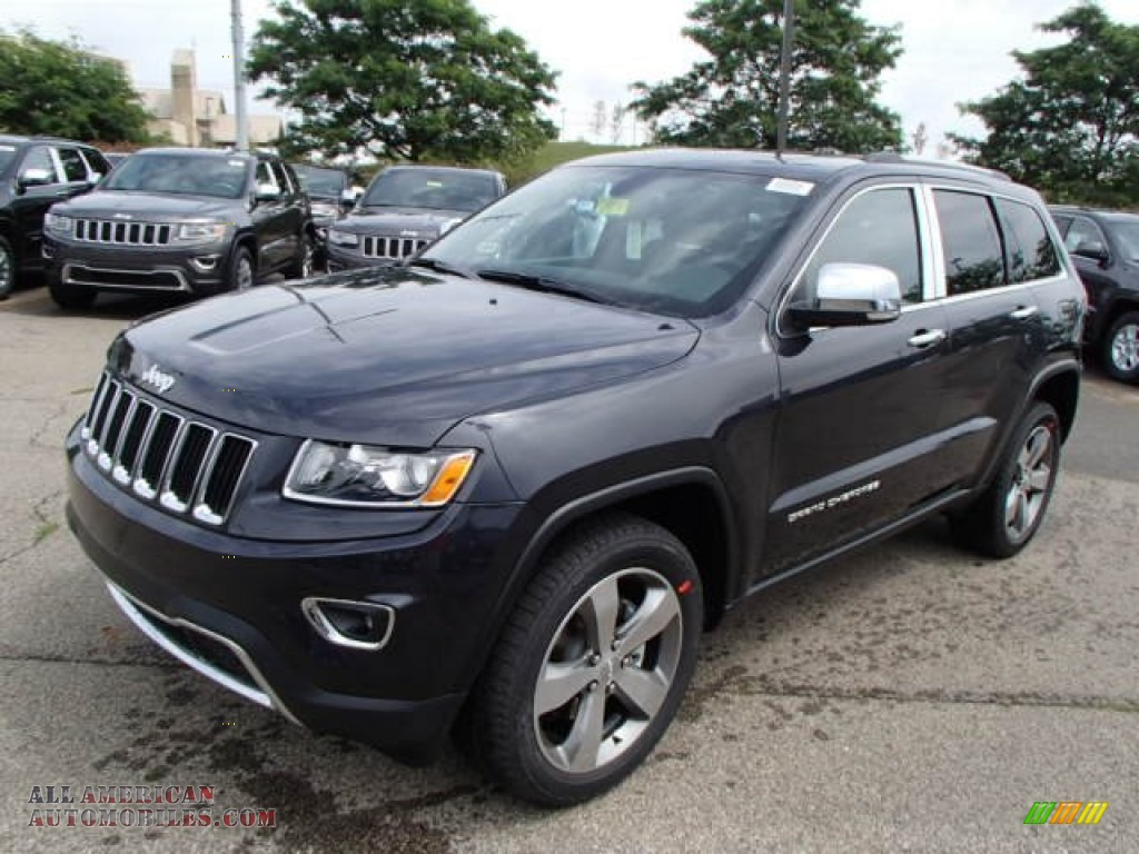 Ron Lewis Cranberry >> 2014 Jeep Grand Cherokee Limited 4x4 in Maximum Steel Metallic photo #2 - 254305   All American ...