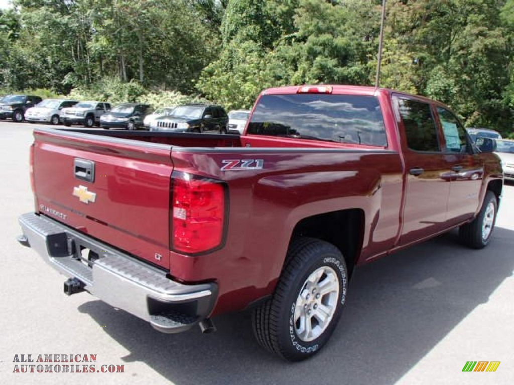 2014 chevrolet silverado 1500 lt z71 crew cab 4x4 in deep ruby metallic photo 8 201884 all. Black Bedroom Furniture Sets. Home Design Ideas
