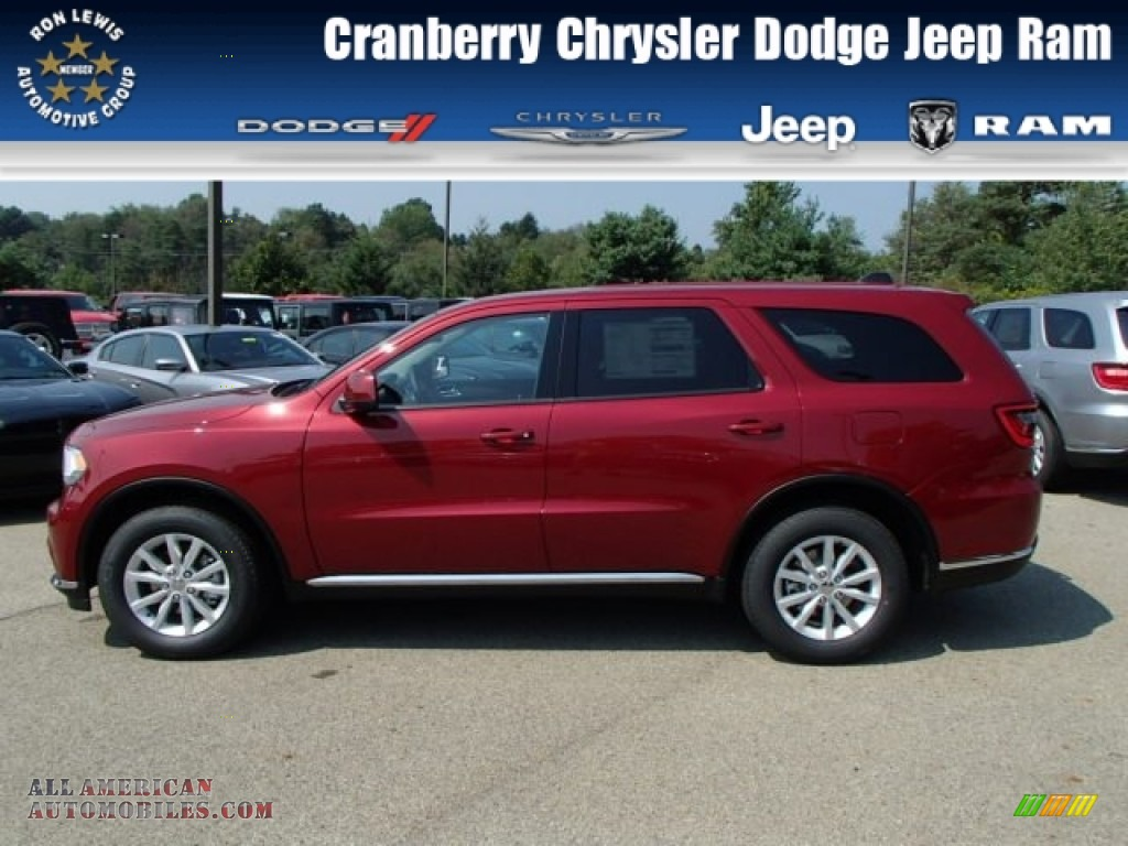 2014 dodge durango sxt awd in deep cherry red crystal pearl photo 6 267430 all american. Black Bedroom Furniture Sets. Home Design Ideas