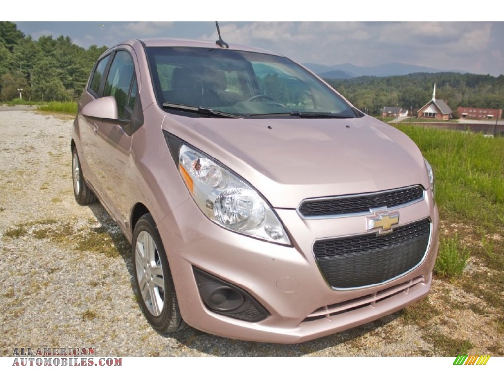 2013 Chevrolet Spark Lt In Techno Pink Photo 17 615345