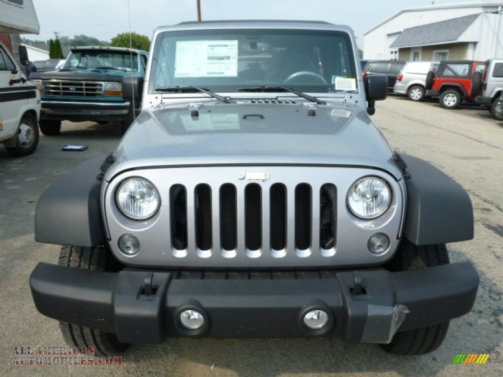2014 Jeep Wrangler Silver - Viewing Gallery