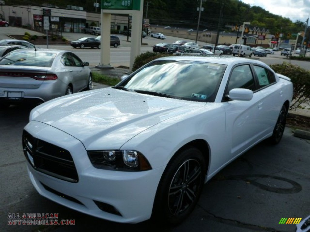 2014 dodge charger sxt plus awd in bright white 124079 all american automobiles buy. Black Bedroom Furniture Sets. Home Design Ideas