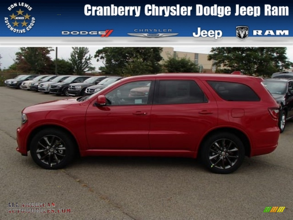 Pine Belt Cadillac >> 2014 Dodge Durango R/T AWD in Redline 2 Coat Pearl photo ...