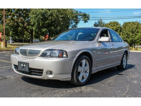 Silver Birch Metallic 2006 Lincoln LS V8