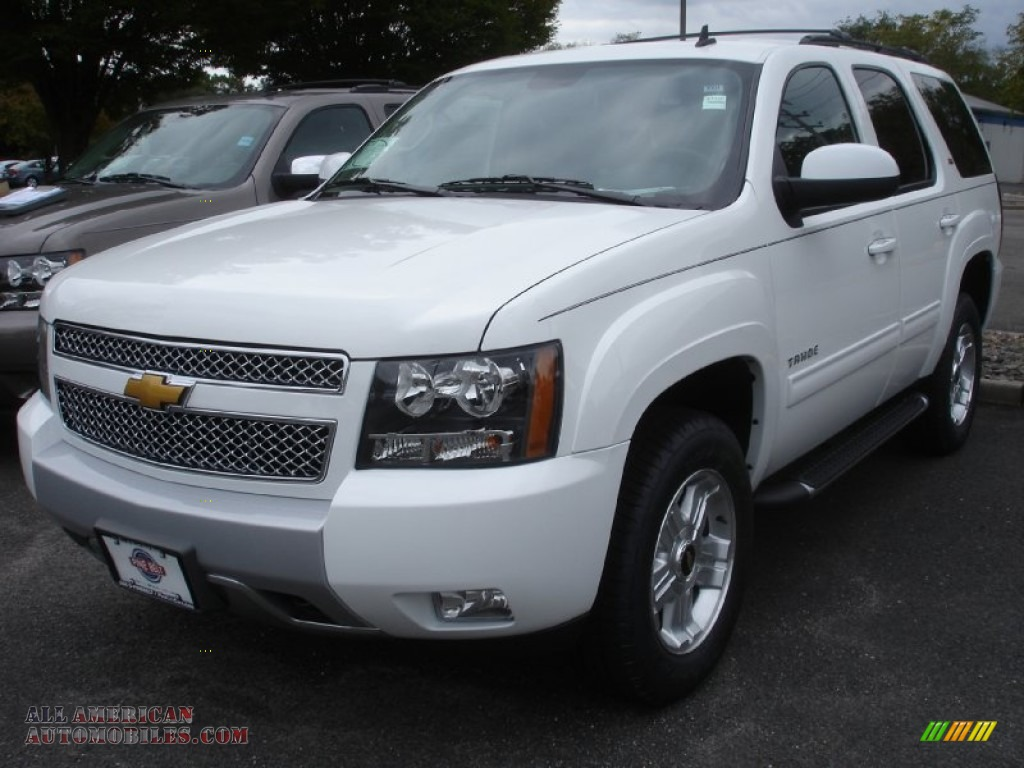 American Auto Brokers >> 2014 Chevrolet Tahoe LT 4x4 in Summit White - 131259 | All American Automobiles - Buy American ...