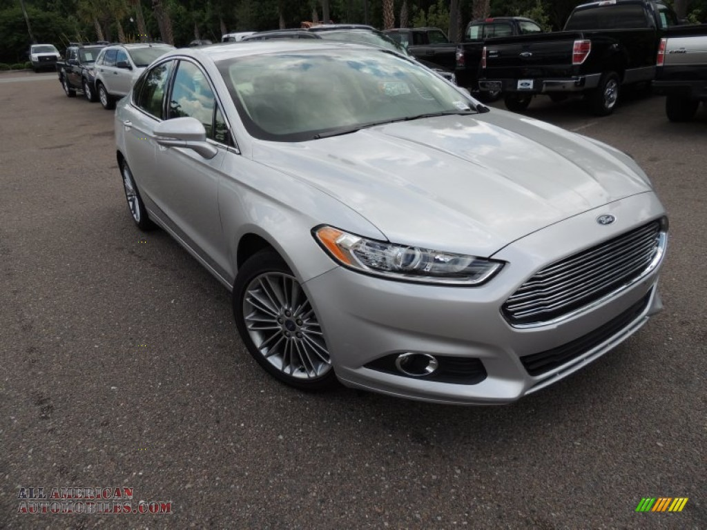 2013 ford fusion se 2 0 ecoboost in ingot silver metallic 143306 all american automobiles. Black Bedroom Furniture Sets. Home Design Ideas